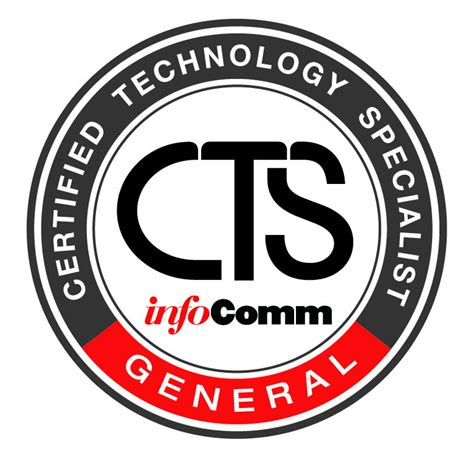 Cts Infocomm Training Guide