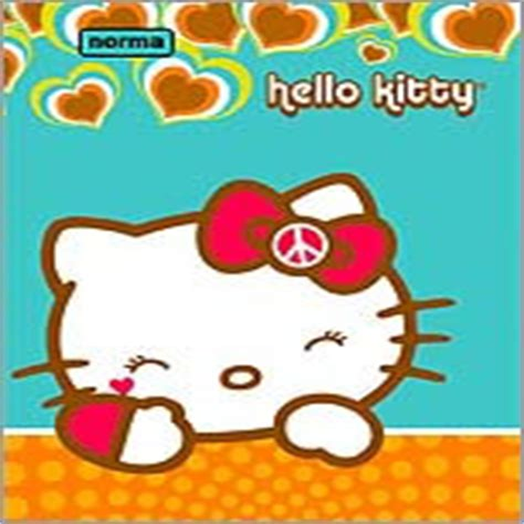 Cuaderno De Textos Hello Kitty