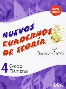 Cuadernos De Teoria Grado Elemental Volumen 3 Rm Teoria De La Musica