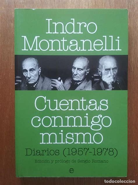 Cuentas Conmigo Mismo Diarios 1957 1978 Biografias Y Memorias