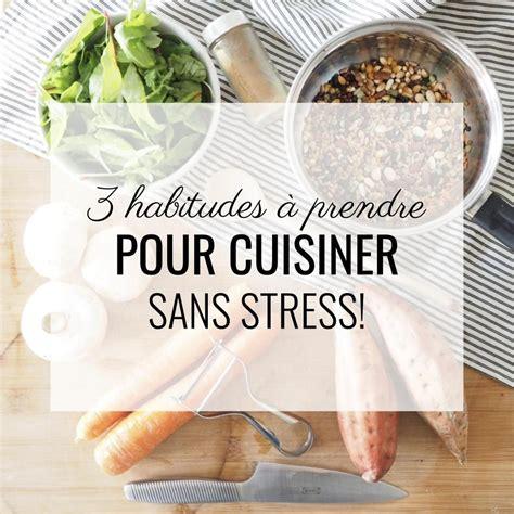 Cuisiner Sans Stress