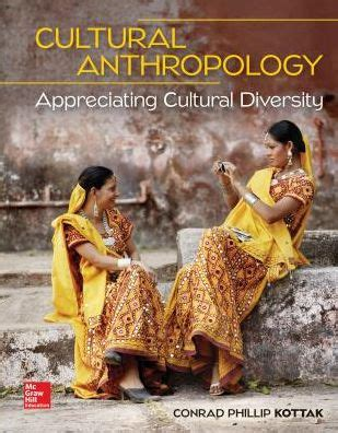 Cultural Anthropology Appreciating Cultural Diversity Textbook By Conrad Kottak Study Guide