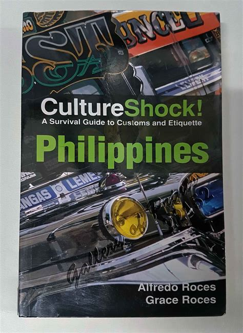 Culture Shock! Philippines: A Guide to Customs and Etiquette