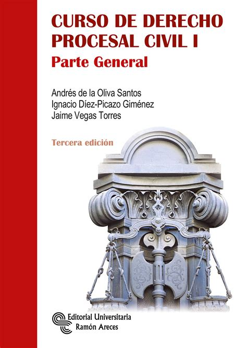 Curso De Derecho Procesal Civil I Manuales