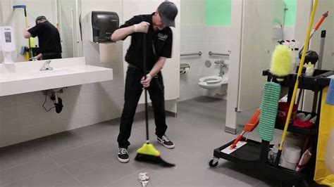 Custodial Cleaning Guidelines