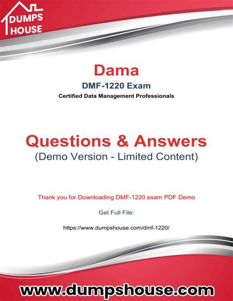 DG-1220 PDF Demo
