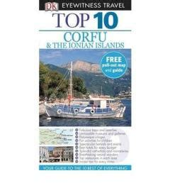 DK Eyewitness Top 10 Travel Guide: Corfu & the Ionian Islands