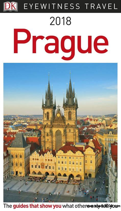 DK Eyewitness Travel Guide Prague (Eyewitness Travel Guides)