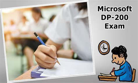 DP-200 Popular Exams