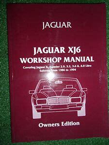 Daimler 6 Workshop Manual