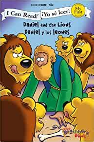 Daniel Y Los Leones Daniel And The Lions I Can Read The Beginner S Bible Yo S Leer Spanish Edition By Zondervan 2009 08 31