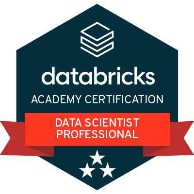 Databricks-Certified-Professional-Data-Scientist Zertifizierung