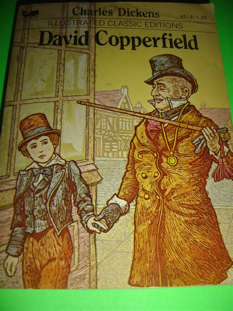 David Copperfield By Charles Dickens Illustrated English Edition