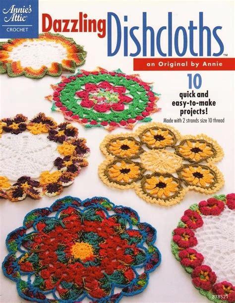 Dazzling Dishcloths