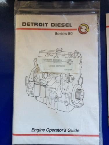 Ddec Iii Operator Guide