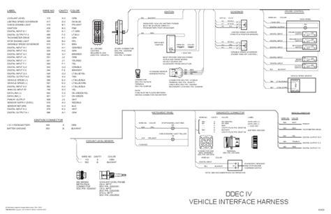 Ddec Iv Wiring Diagram Pin 525