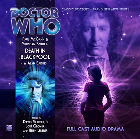 Death in Blackpool (Doctor Who: The New Eighth Doctor Adventures) (Doctor Who: The Eighth Doctor Adventures)