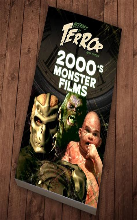 Decades Of Terror 2019 1980 S Monster Films Decades Of Terror 2019 Monster Films