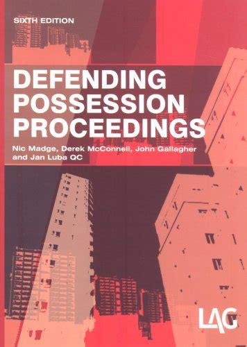 Defending Possession Proceedings