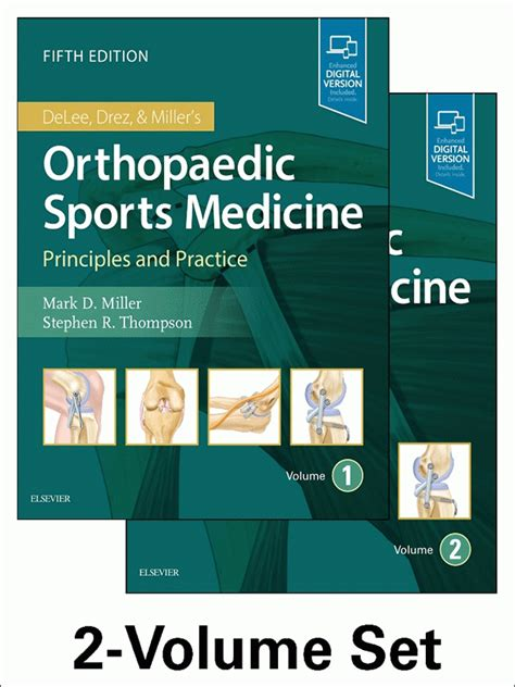 Delee Drez And Miller S Orthopaedic Sports Medicine 2 Volume Set 5e