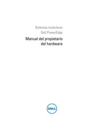 Dell Server Manual