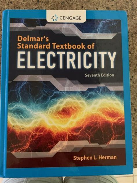 Delmar39s Standard Textbook Of Electricity 5th Edition Free