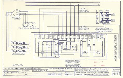 Demag Hoist Circuit Diagram