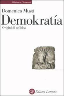 Demokratia Origini Di Unidea