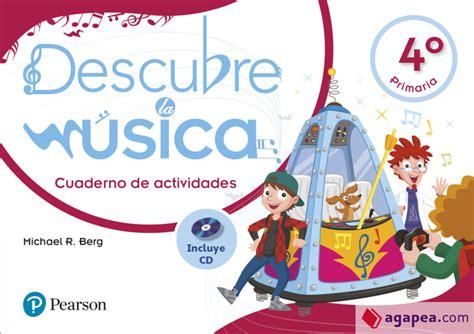 Descubre La Musica 4 Pack Cuaderno De Actividades