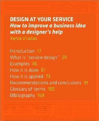 Design At Your Service How To Improve A Business Idea With A Designers S Help