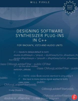 Designing Software Synthesizer Plug Ins In C For Rackafx Vst3 And Audio Units English Edition