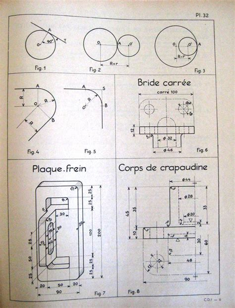 Dessin technique et construction mécanique