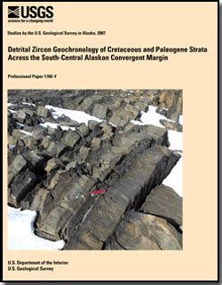 Detrital Zircon Geochronology Of Cretaceous And Paleogene Strata Across The South Central Alaskan Convergent Margin