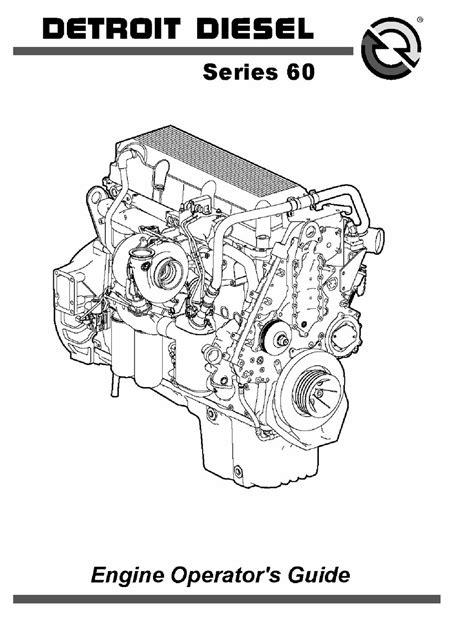 Detroit Engine Service Manuals