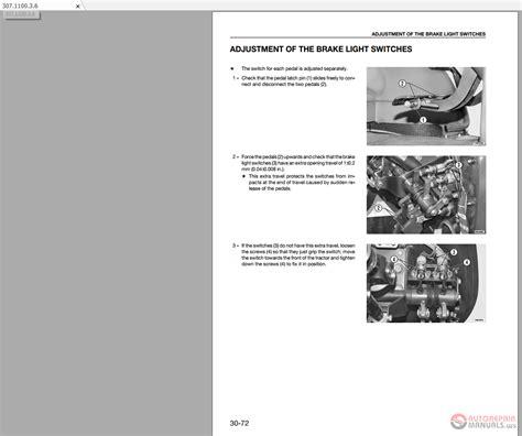Deutz Fahr Agrotron 80 85 90 100 105 Mk3 Tractor Workshop Service Repair Manual 1