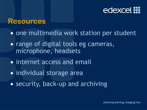 DiDA Digital Applications for IT Users (Edexel): Unit D203: Graphics