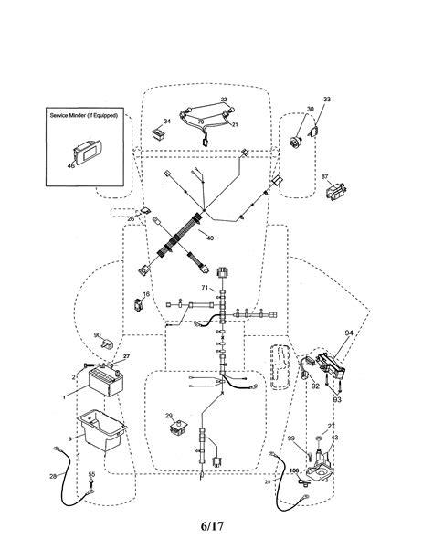 Diagrams Poulan Wiring Model