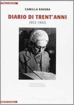 Diario Di Trent Anni 1913 1943 La Memoria