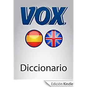 Diccionario Advanced Espanol Ingles Vox Vox Dictionaries