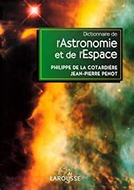 Dictionnaire De Lastronomie