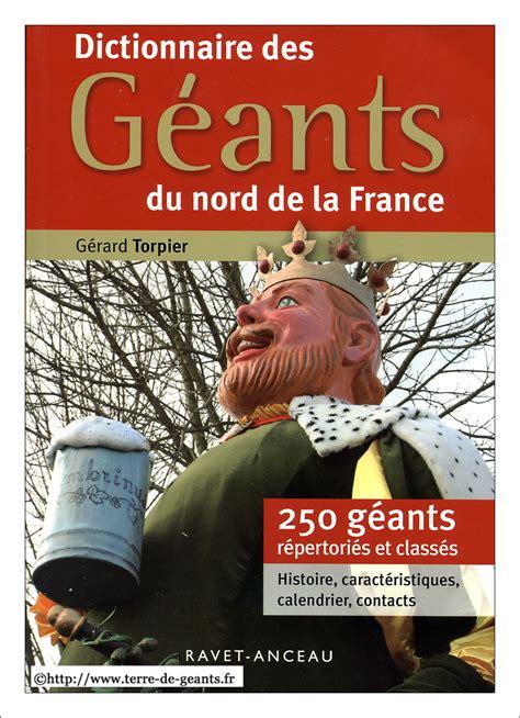 Dictionnaire Des Geants Du Nord De La