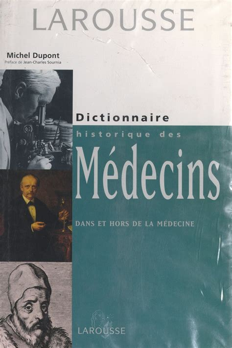 Dictionnaire Des Medecins