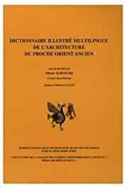 Dictionnaire Illustre Multilingue De La Ceramique Du Proche Orient Ancien