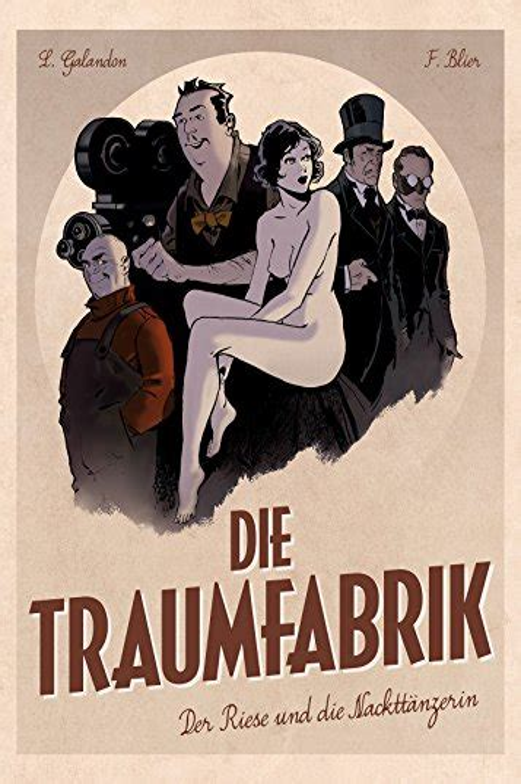 Die Traumfabrik Roman German Edition