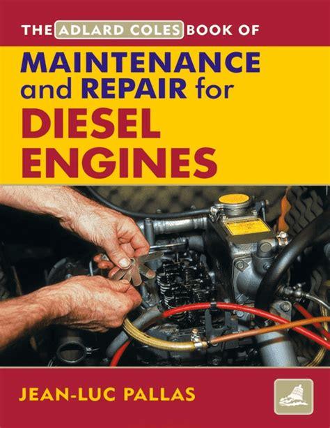 Diesel Engine Maintenance Manual