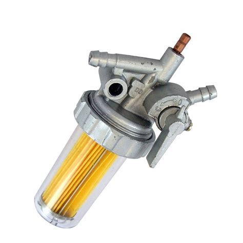 Diesel Fuel Filter Assembly