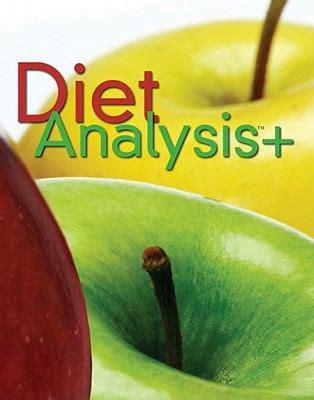 Diet Analysis Plus 10 Wadsworth