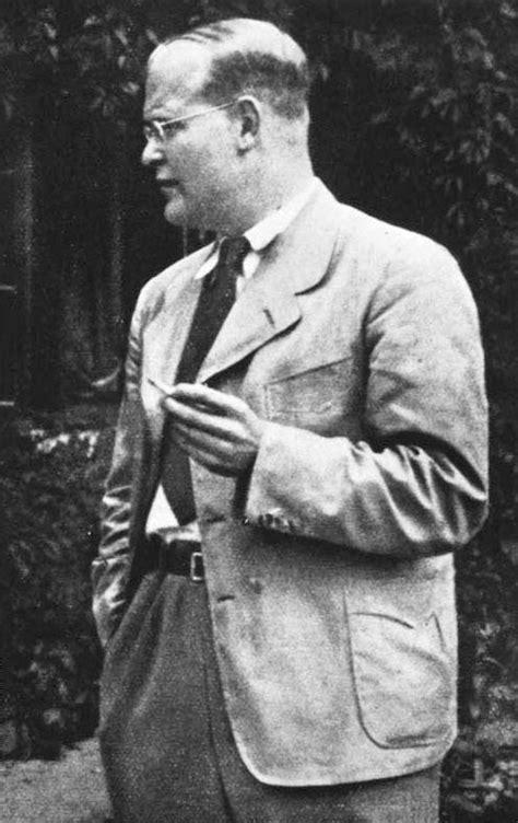 Dietrich Bonhoeffer Seine Theologie Unter Der Lupe Beruhmte Theologen Unter Der Lupe