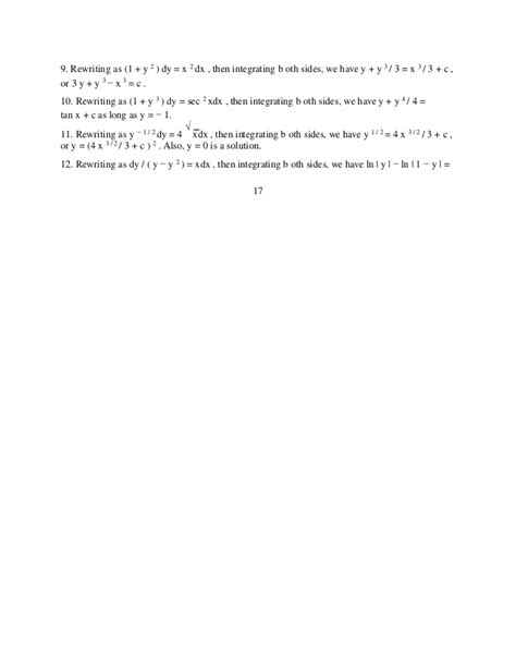 Differential Equations Modern Methods Solution Manual