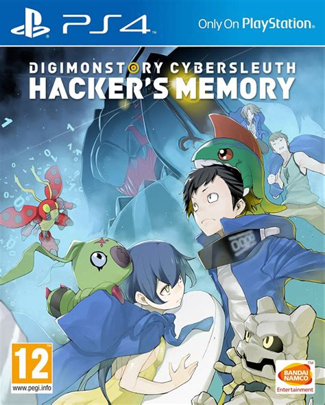 Digimon Story: Cyber Sleuth – Hacker's Memory[B]